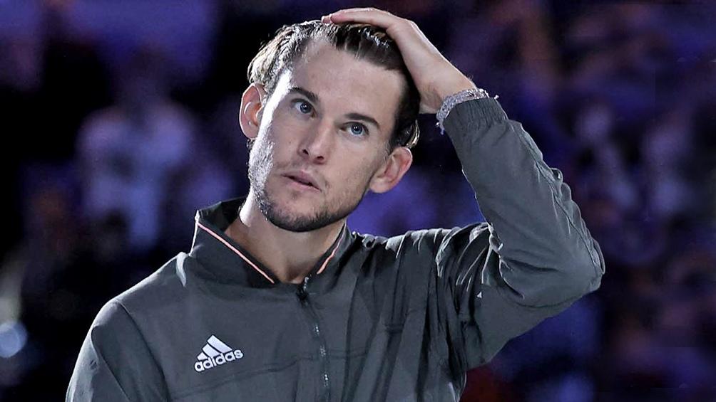 Thiem puede perderse Wimbledon por la lesión que sufrió en la muñeca derecha