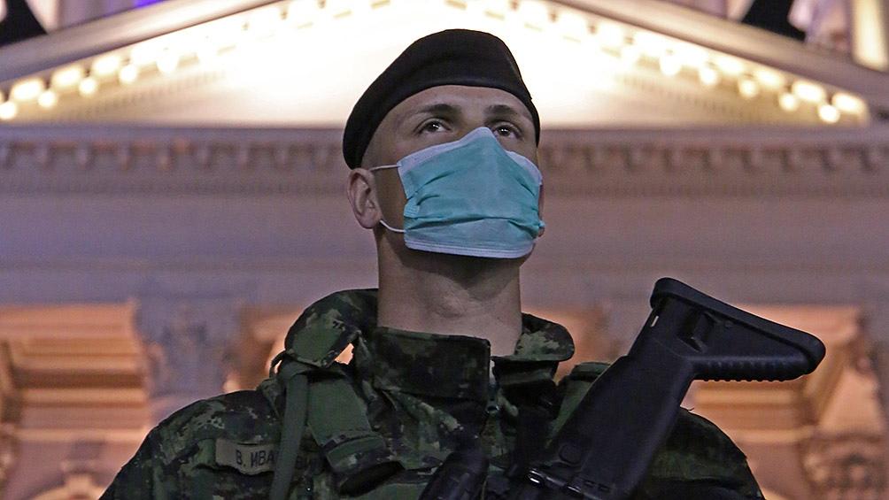 En Serbia se suavizaron las medidas sanitarias con permisos para bares y restaurantes al aire libre.