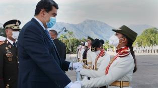 """Maduro dice que llegó """"el brote verdadero"""" de coronavirus"""
