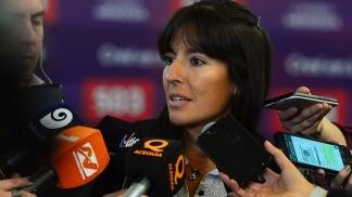 Pamela Verasay, senadora por Mendoza