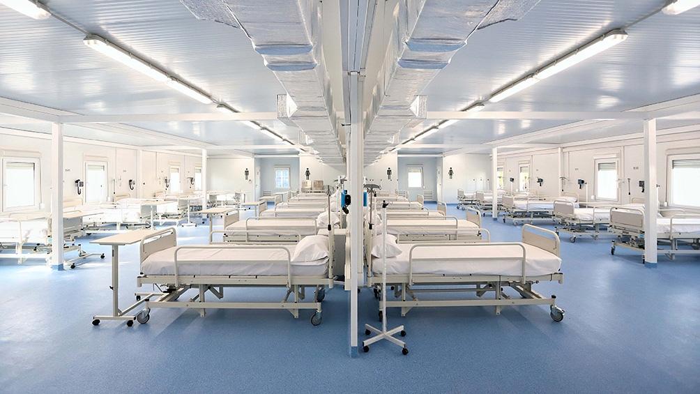 Destinaron cinco hospitales modulares y laboratorios móviles para el diagnóstico en la temporada turística de verano.
