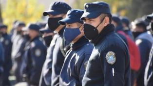 Más de 1.500 policías controlarán la circulación para evitar contagios de coronavirus