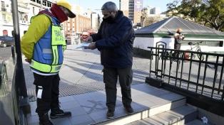 Cruce entre la Ciudad e intendentes del conurbano por la próxima fase de la cuarentena