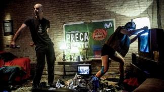 Performance del Colectivo Dominio Público