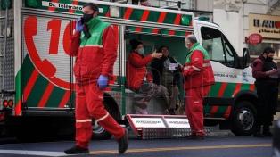 Una joven y tres menores murieron intoxicados con monóxido de carbono en San Cristóbal