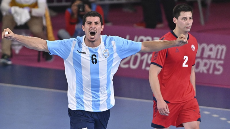 """DT del seleccionado handball: """"En Egipto se trata de llegar lo más arriba posible"""""""