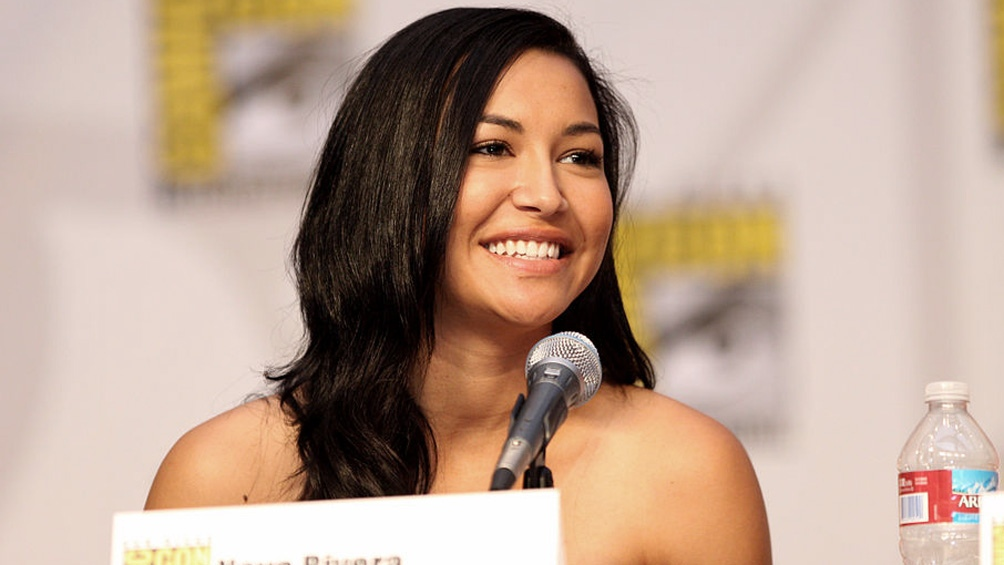 "Naya Rivera interpretó el personaje de Santana López en la serie musical ""Glee"" (2009-2015)"