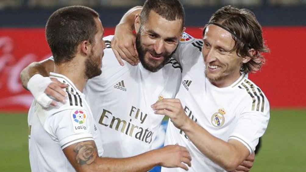 El Madrid es líder con 77 puntos, uno más que el Barcelona de Messi