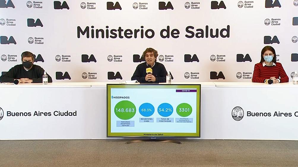 """Quirós dijo que """"es responsabilidad de los líderes buscar las coincidencias de la sociedad"""""""