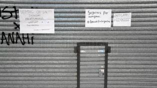 Reportan el cierre de casi 2.900 locales en galerías porteñas