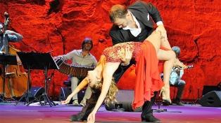 En tiempos de coronavirus, el tango volvió a los escenarios internacionales en Barcelona