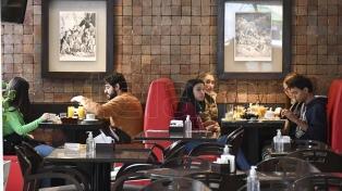Córdoba: plantean que es crítica la situación del sector gastronómico pese a la reapertura
