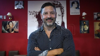 Gustavo Menéndez, intendente de Merlo.
