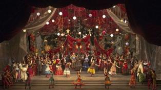 """El Teatro Colón pondrá online la versión de """"La Traviata"""" que Zeffirelli montó en 2017"""
