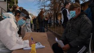 La provincia de Buenos Aires suma 4.981 casos y alcanza los 507.438 contagios