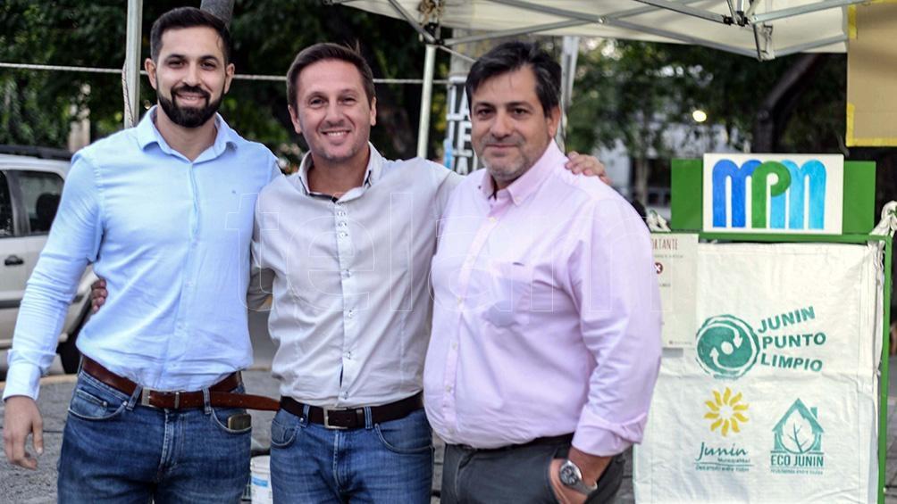Los gestores del proyecto son Carlos Arce, Pío De Amoriza y Leonardo Cano.
