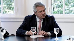 Alberto Fernández será entrevistado por funcionaria del Comité Judío Estadounidense