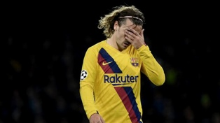 Griezmann se lesionó y puede perderse el final de La Liga