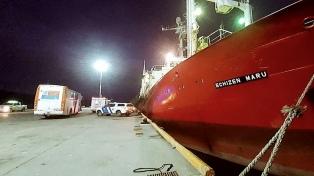 Piden informes por los contagios con coronavirus en el buque que estuvo 35 días en alta mar