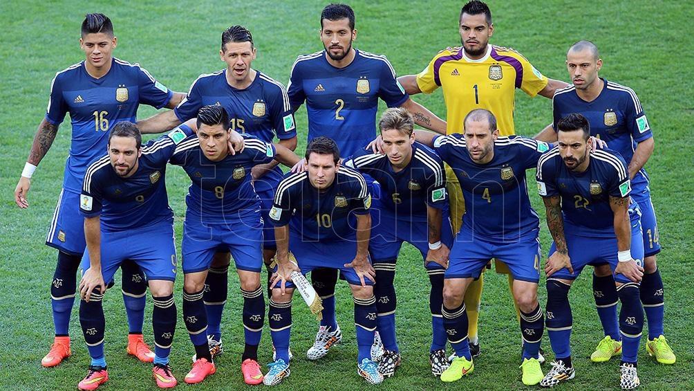 Alemania ya había vencido a la Argentina en los mundiales de 1958, 1990, 2006 y 2010.