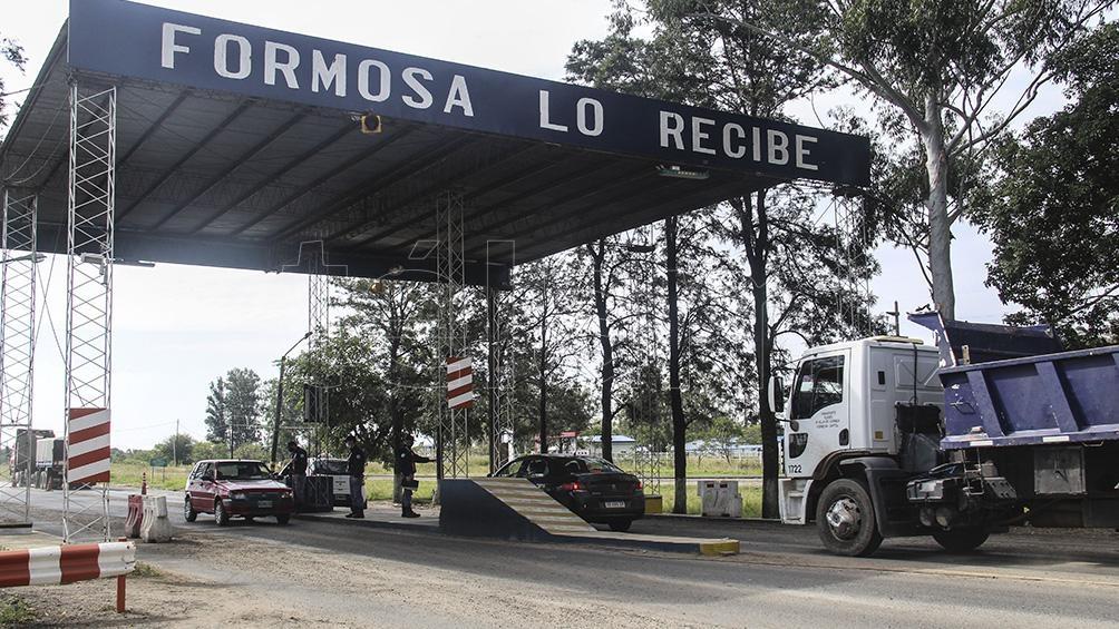 """Desde hoy la provincia implementó un """"ingreso administrado""""."""