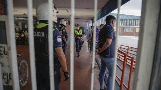En Santiago del Estero se hicieron multas en una riña de gallos.