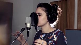 """Mariel Barreña pone a sonar su propio """"Destino del canto"""""""