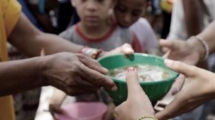 La calidad nutricional y la situación de los niños, ejes del Consejo contra el Hambre