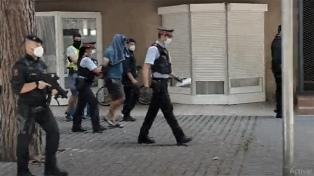 Detuvieron en Barcelona a dos presuntos yihadistas que preparaban atentados con explosivos
