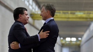 Presentan denuncia en Paraguay por un acuerdo Cartes-Macri de 2017