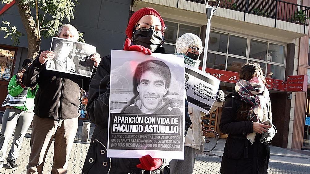 La madre de Facundo Astudillo Castro le pidió a la jueza que acepte la  recusación del fiscal federal - Télam - Agencia Nacional de Noticias