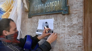 Por segundo día consecutivo, las fuerzas federales buscan a Facundo Astudillo Castro