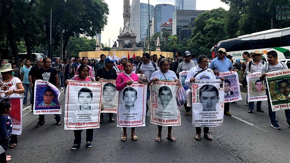 Desde 1964 al día de hoy, hay reportadas 73.201 personas desparecidas