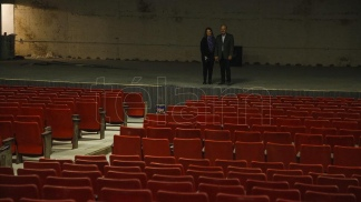 La plantilla del Teatro Paradiso