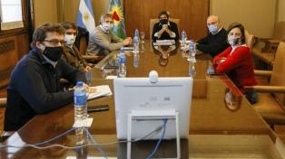 Reuniones de los gobiernos porteño y bonaerense para coordinar cómo continuará aislamiento en AMBA