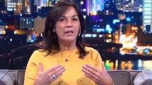 """Vilma Ibarra: """"No hubo quita a la Ciudad, decidimos que no se pague en exceso por el traspaso policial"""""""