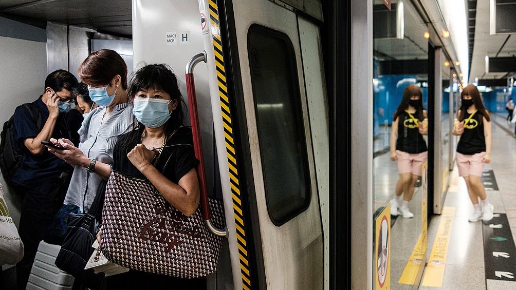 Hong Kong acumula menos de 10.000 casos y unos 170 muertos