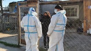 Sólo el 13% de habitantes de los barrios populares bonaerenses contrajeron coronavirus