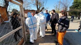 Prueba piloto en Villa Azul para buscar donantes de plasma