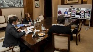 """La ministra de Trabajo bonaerense afirmó que tras la pandemia """"habrá más desocupación"""""""