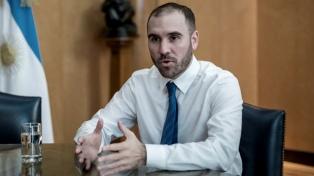 Guzmán agradeció el respaldo del G-20 al proceso de reestructuración de deuda argentina