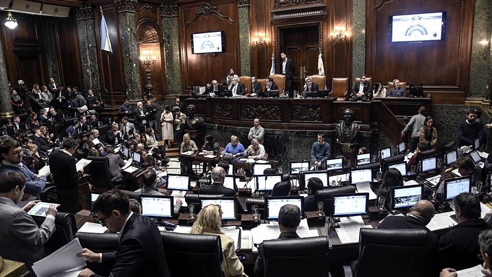 La Legislatura porteña aprobó la Ley que declara de interés sanitario la donación de plasma