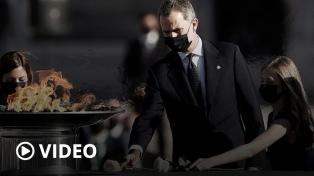El rey de España pidió unidad por respeto a las víctimas del coronavirus