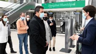 """Massa aseguró que el Gobierno """"ha demostrado éxito en administrar esta emergencia"""""""