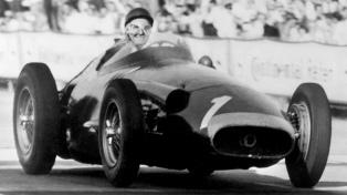 Por siempre, Fangio
