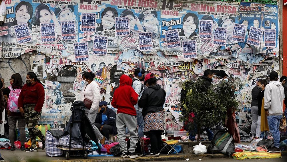 Perú lleva acumulado desde el 19 de marzo, en que se conoció el primer deceso, 12.998 muertes.