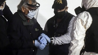 """Procesan con prisión preventiva al represor de la ESMA """"Chispa"""" Sánchez"""