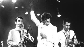 """""""Memorias de una fotógrafa del rock argentino en los años 80""""."""