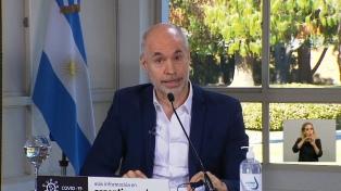 """Para Rodríguez Larreta, que el Congreso estudie el accionar de la Justicia es """"inconstitucional"""""""
