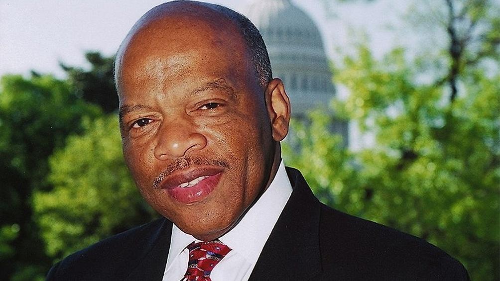 Lewis sirvió en la Cámara de Representantes de los Estados Unidos desde 1987